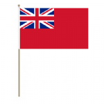 Red Ensign Hand Flag - Large.